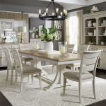 Walthourville 7 Pc Trestle Table Dining Set