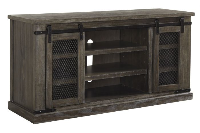 Coffee City Large TV Stand