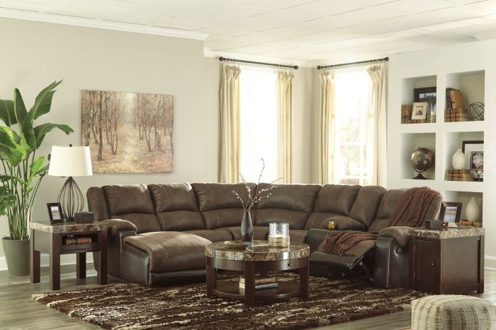 Nantahala 6 Pc Sectional