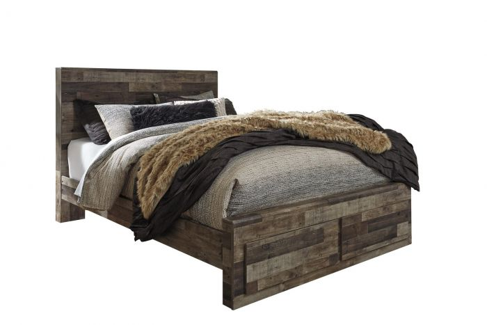 Cross Plains King Storage Bed