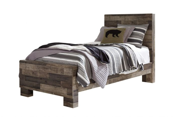 Cross Plains Twin Panel Bed