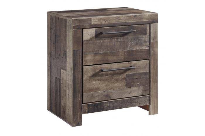 Cross Plains Two Drawer Night Stand