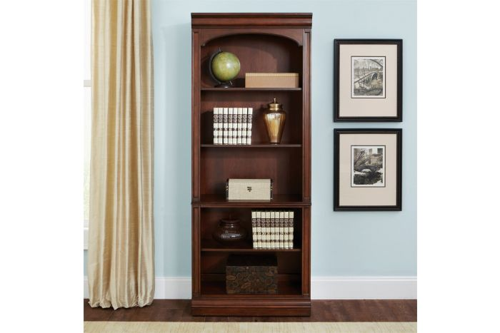 Avondale Jr Executive Open Bookcase