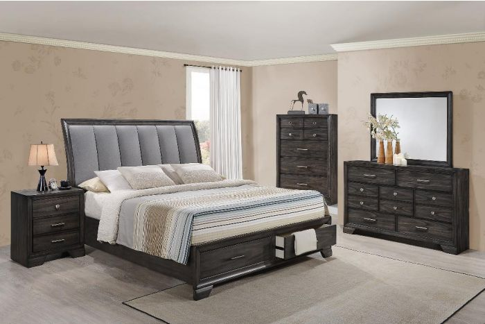 Cotulla 7 Pc King Bedroom