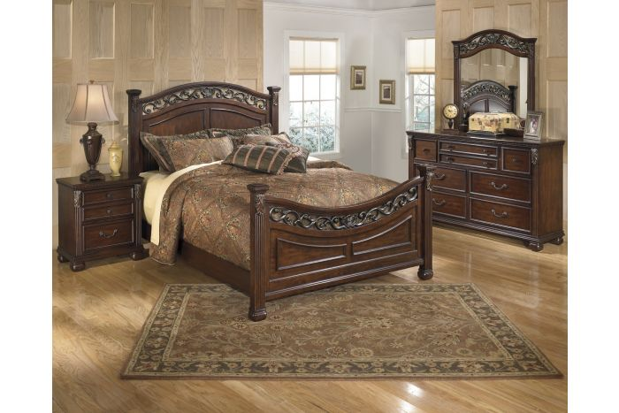 El Verano 7 Pc King Bedroom