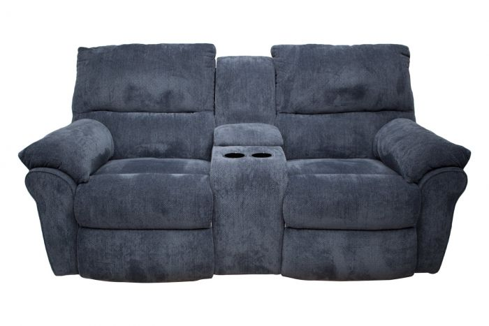 Bateman Reclining Loveseat with Console
