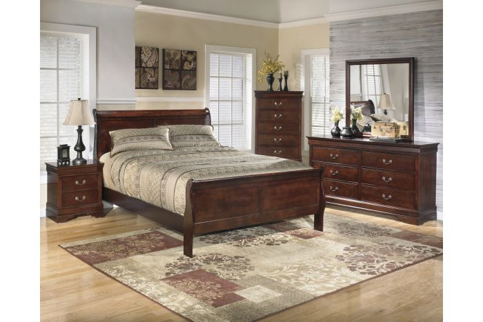 Alisdair 7 Pc Queen Bedroom
