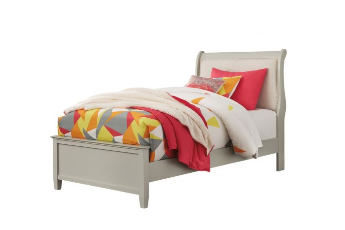 Jorstad Twin Upholstered Bed