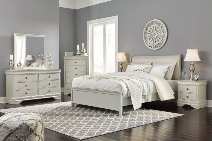 Jorstad 7 Pc Queen Bedroom