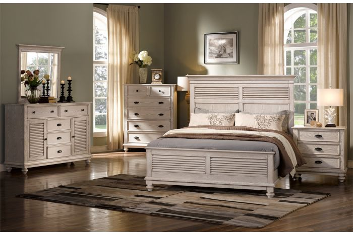 Lakeport 7 Pc Queen Bedroom