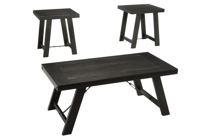 Woodville Occasional Table Set