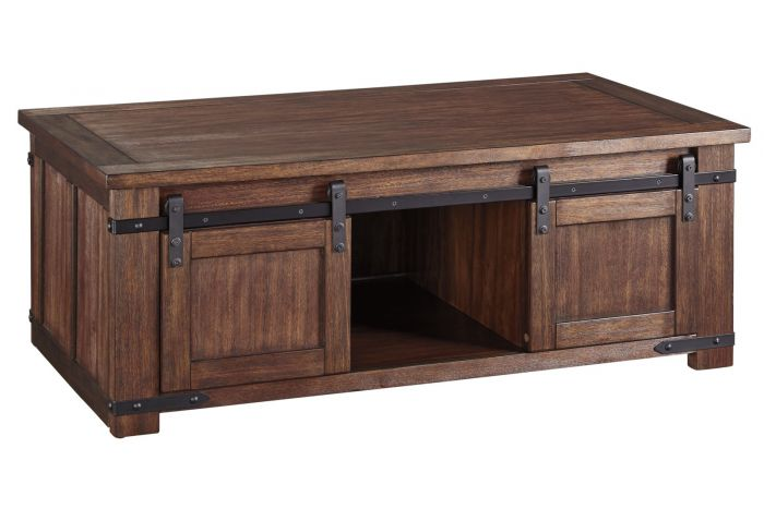 Woolsey Rectangular Cocktail Table