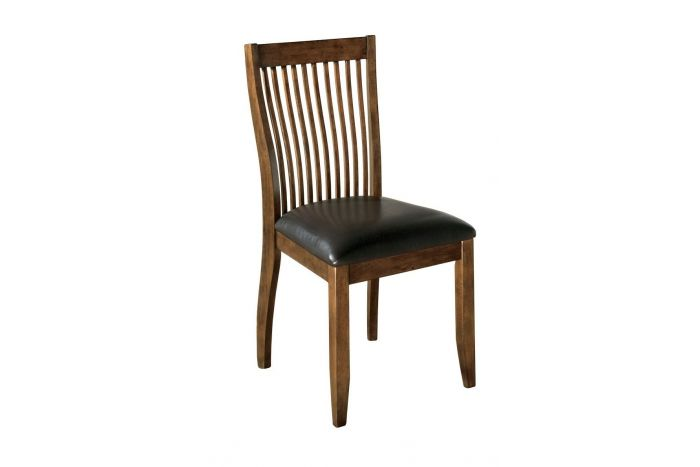 Commerce Upholstered Side Chair