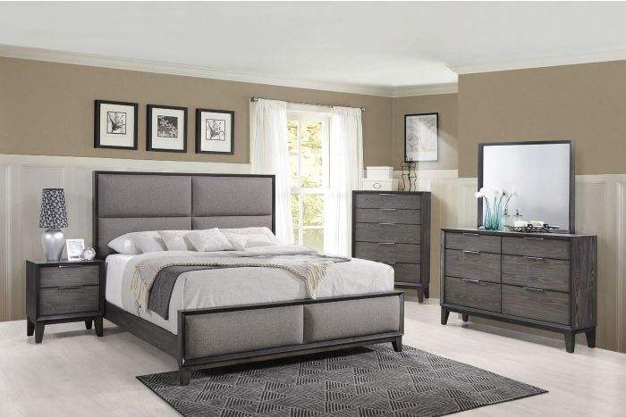 Florian 7 Pc Queen Bedroom
