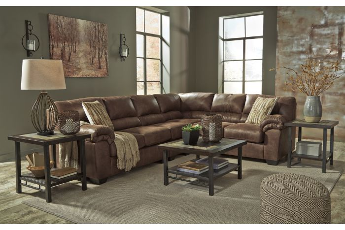 Iredell 3 Piece Sectional