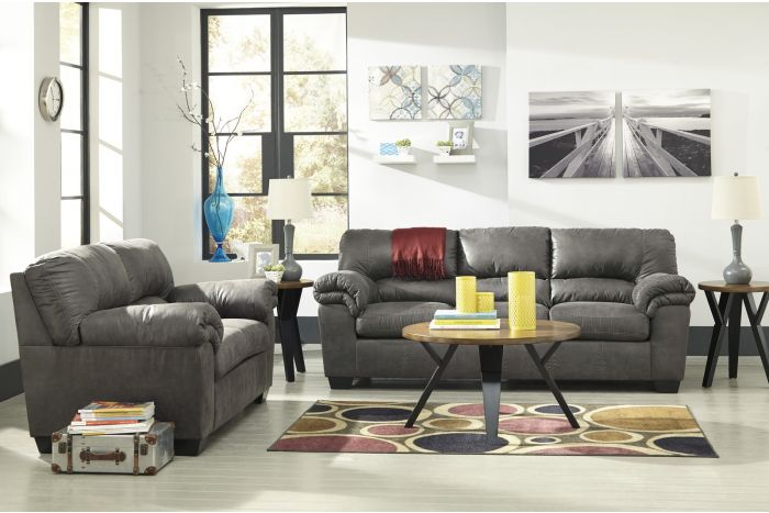 Iredell Sofa and Loveseat