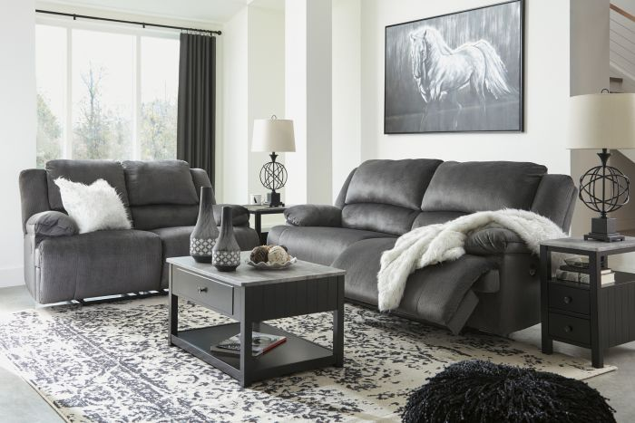 Kirbyville Power Reclining Sofa and Power Reclining Loveseat