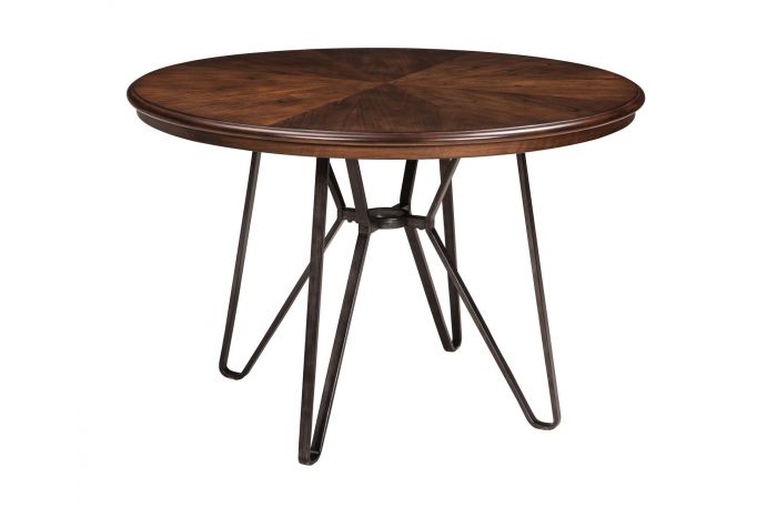 Laredo Round Dining Room Table