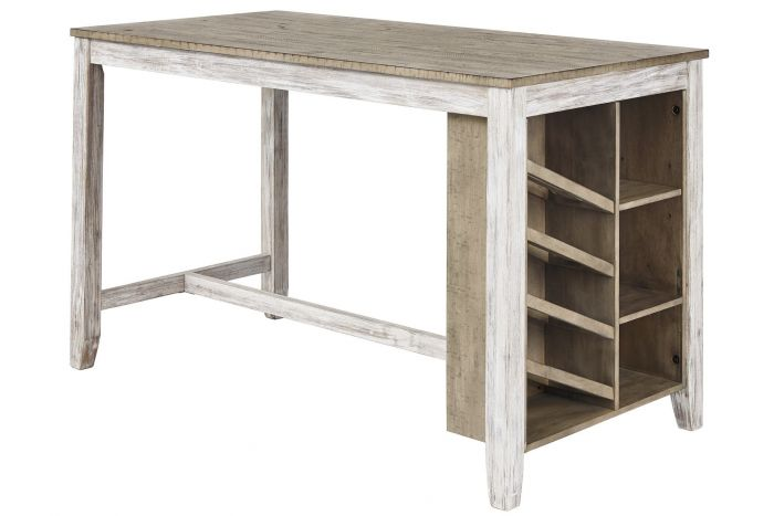Malone Counter Table with Storage