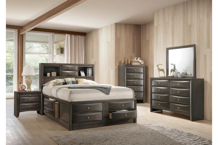 San Saba 7 Pc King Bedroom