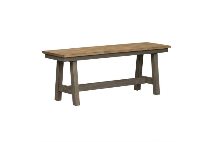 Lindsey Farm Backless Bench