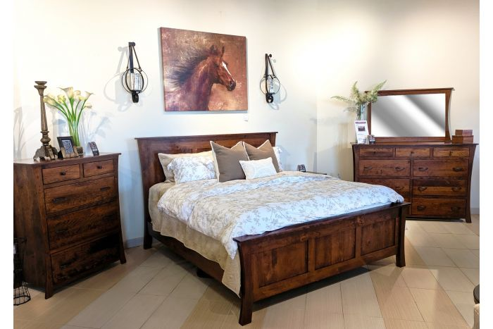 Rosenberry 7 Pc King Bedroom