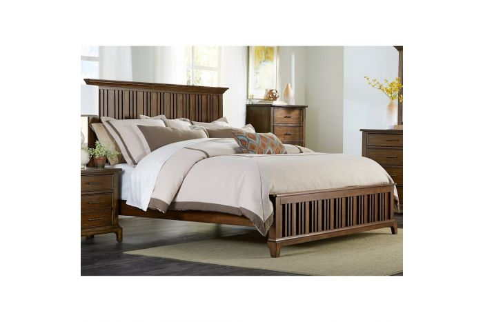 Mill Creek Queen Panel Bed