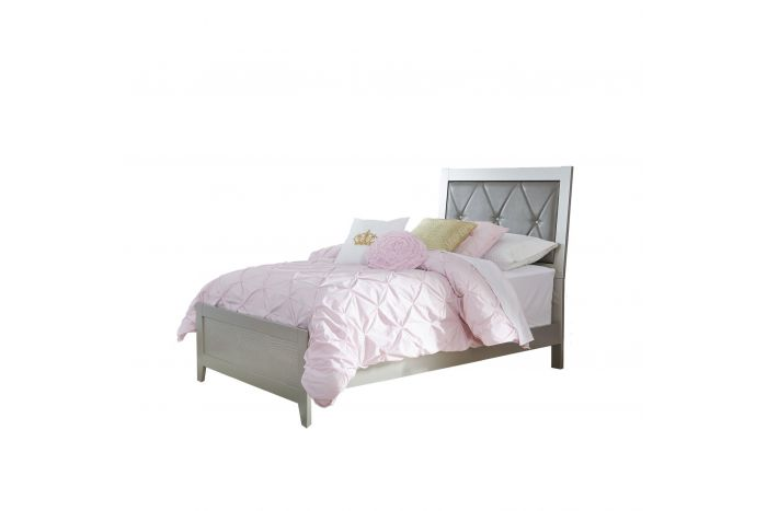 Sardis Twin Upholstered Bed