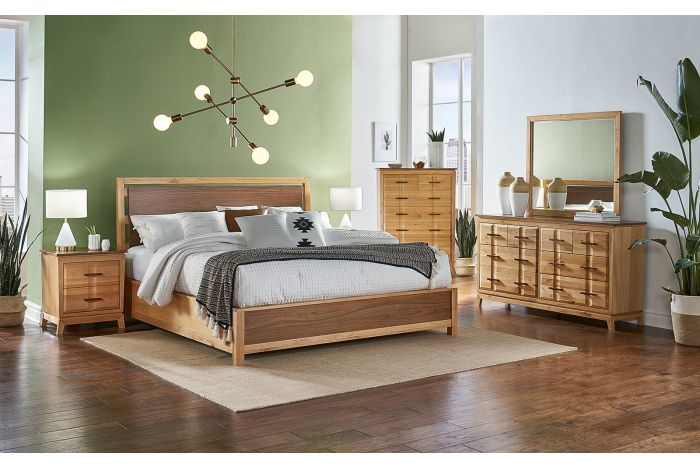 Sky Valley King 7 Pc Bedroom