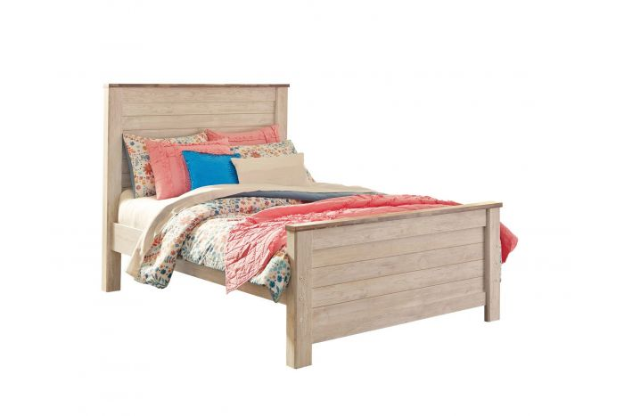 Southlake Full Panel Bed