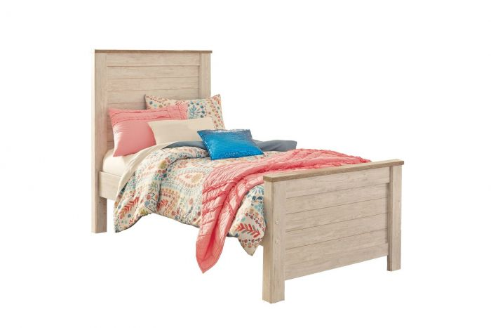 Southlake Twin Panel Bed