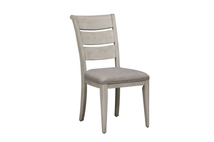 Walthourville Ladder Back Upholstered Side Chair