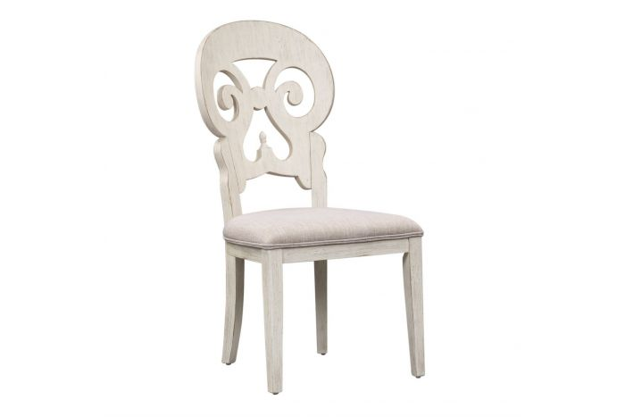 Walthourville Splat Back Upholstered Side Chair