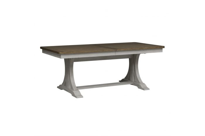 Walthourville Trestle Table